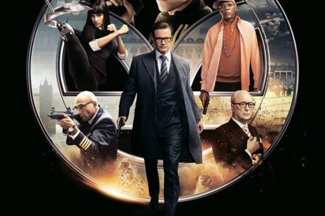 Kingsman (Секретная служба) 2015