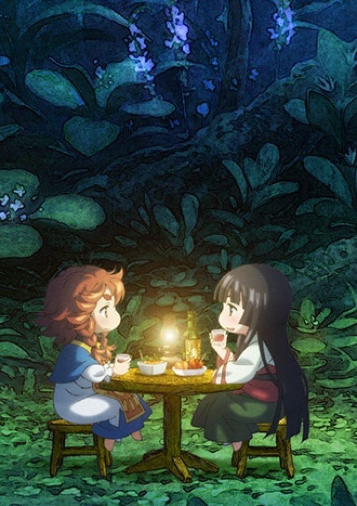 Хакумэй и Микоти 1 сезон