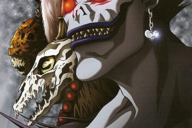 Тетрадь смерти аниме 2006