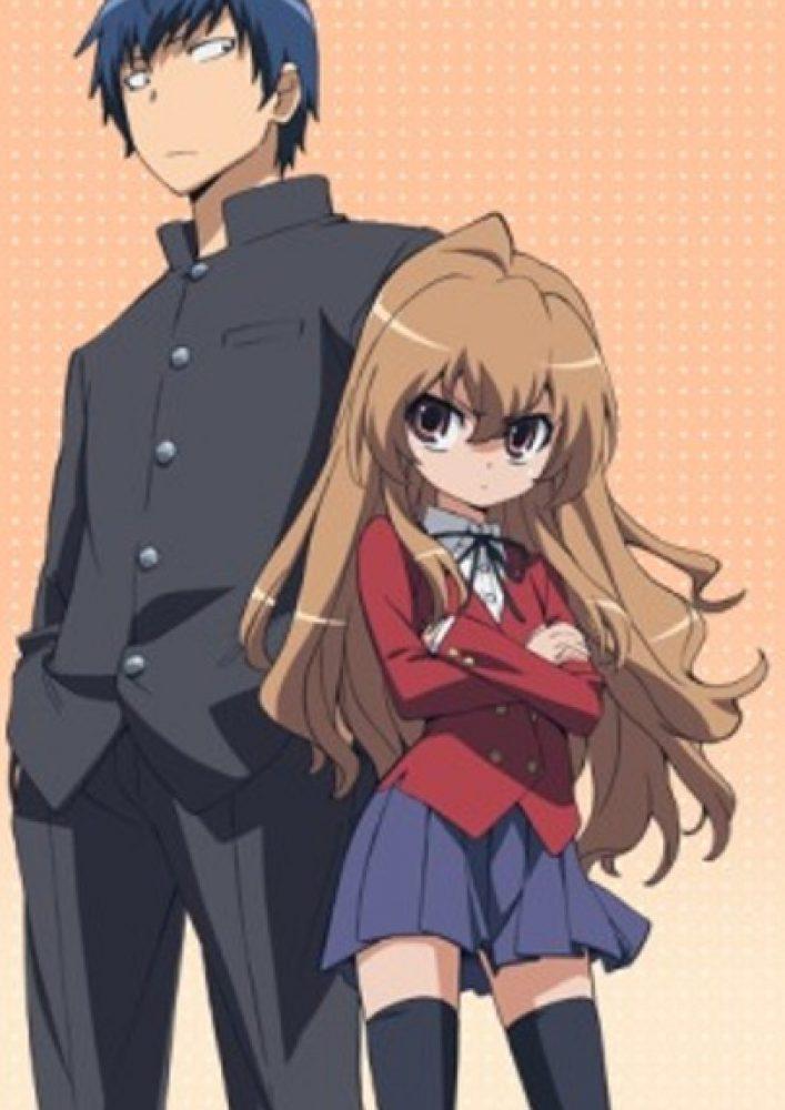 ТораДора аниме