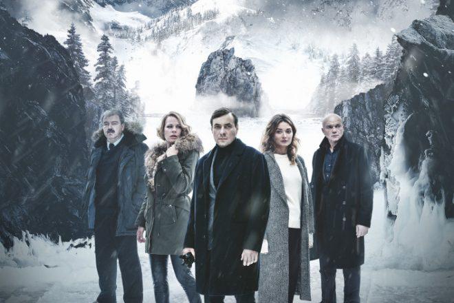 Мертвое озеро сериал 2018