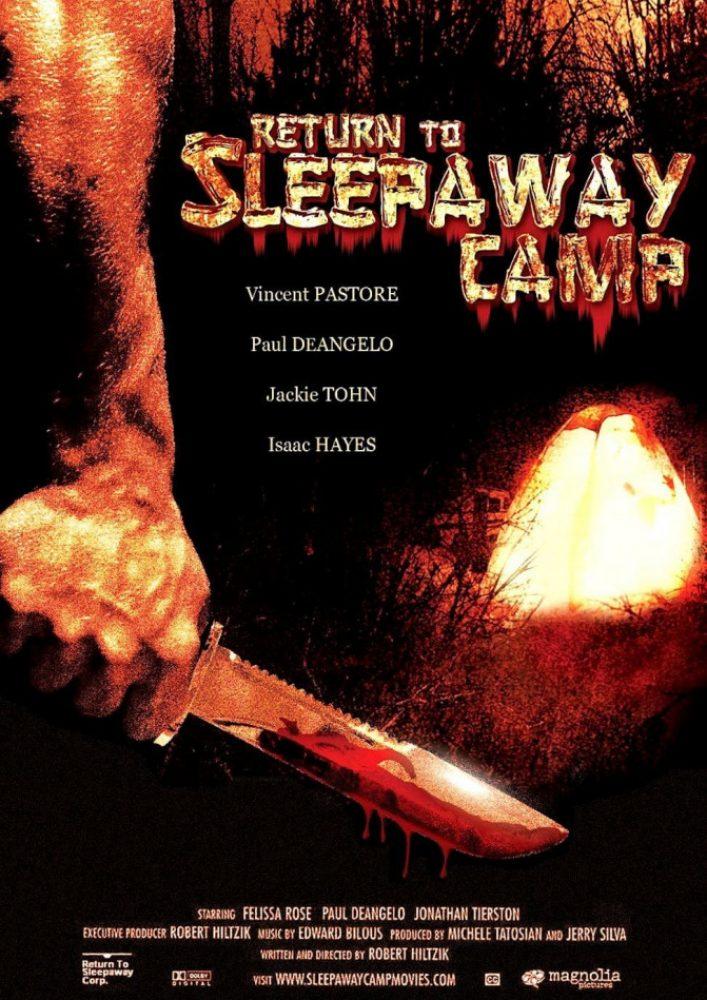 Возвращение в спящий лагерь фильм 2008