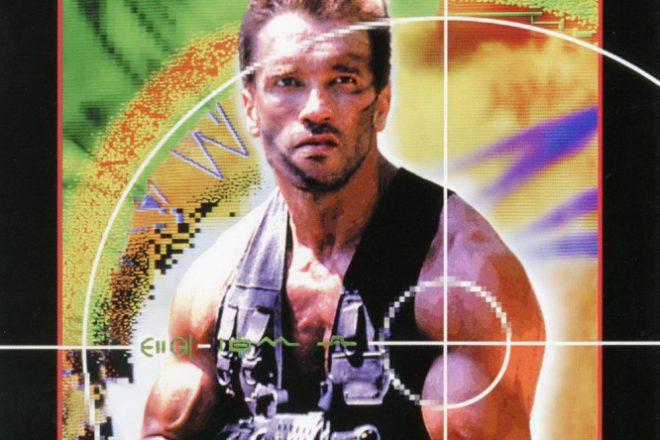 Хищник фильм 1987