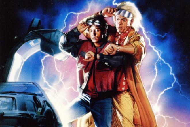 Назад в будущее 2 фильм 1989