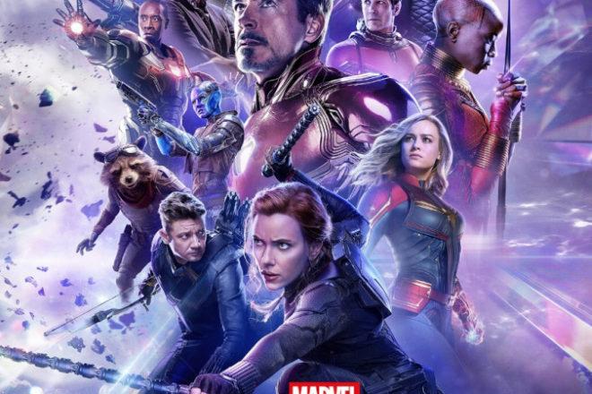 Мстители: Финал 2019