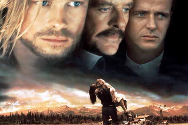 Легенды осени фильм 1994