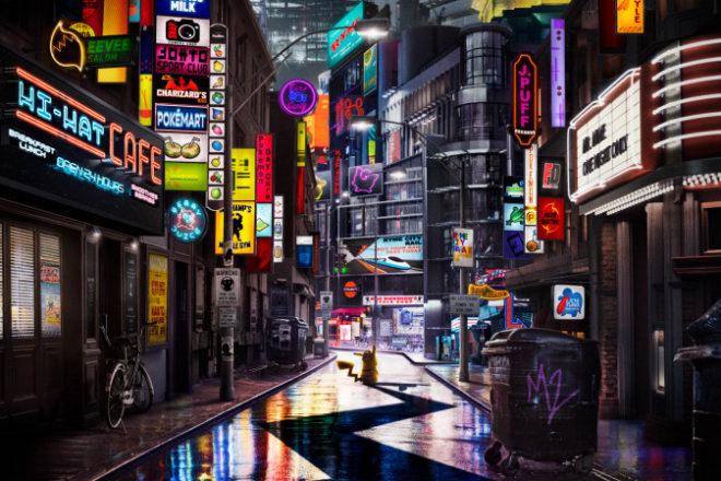 Покемон — Детектив Пикачу