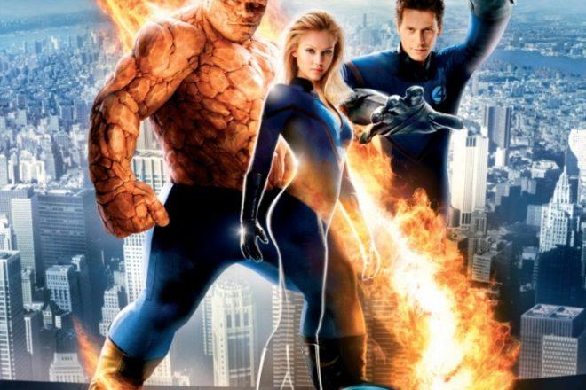 Фантастическая четверка — фильм 2005