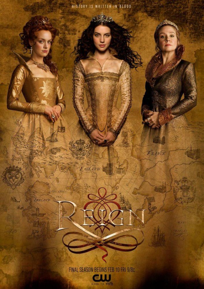 Царство 1-4 все сезоны (сериал 2013)