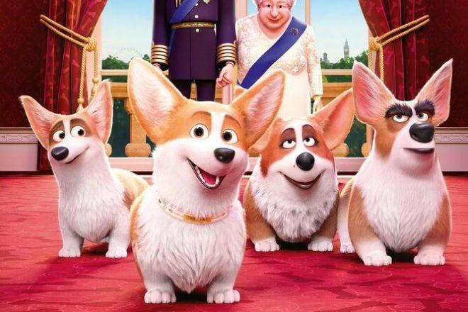 Королевский корги фильм 2019