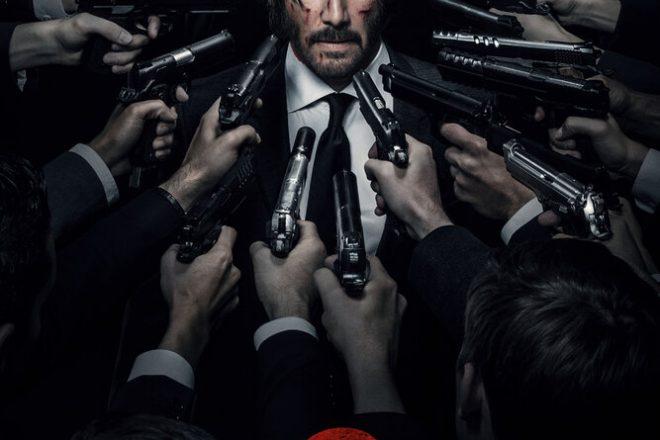 Джон Уик 2 фильм 2017